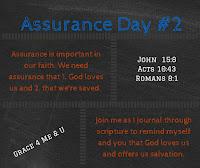 http://graceformeu.blogspot.com/2015/09/assurance-day-2.html