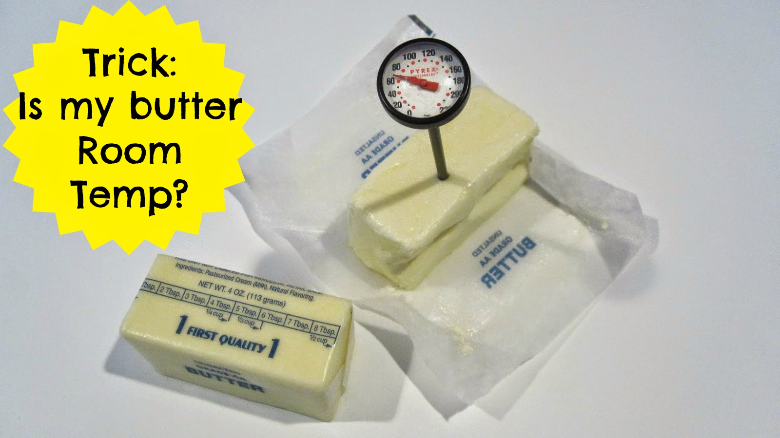 VIDEO} How To Tell If Your Butter Is At Room Temperature | Baking ...