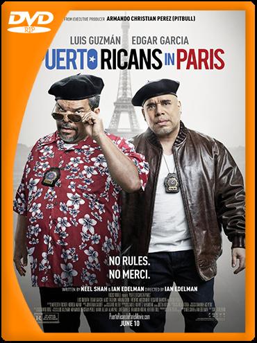 2 Boricuas en París (2016) DVDRip Latino
