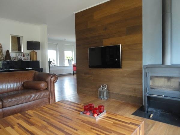 leuk houten wand. Black Bedroom Furniture Sets. Home Design Ideas