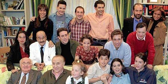 libro de familia actores: