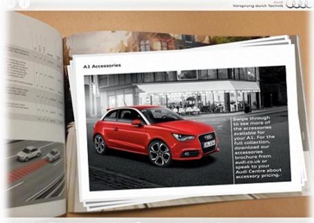 AUDI: Audi Vision