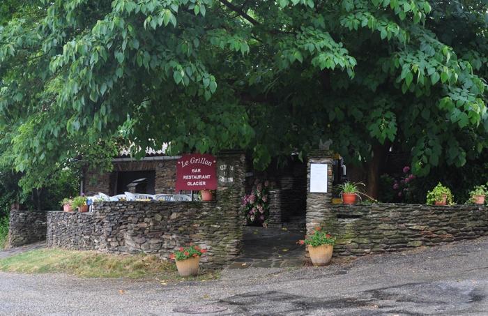 restaurant à Brahic