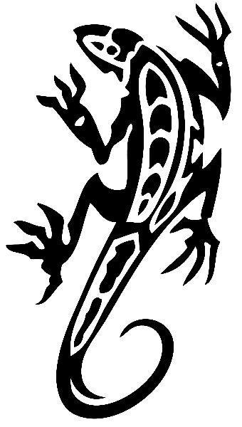 Suranee 39 s tattoo blog lizard tattoos for Meaning of lizard tattoo