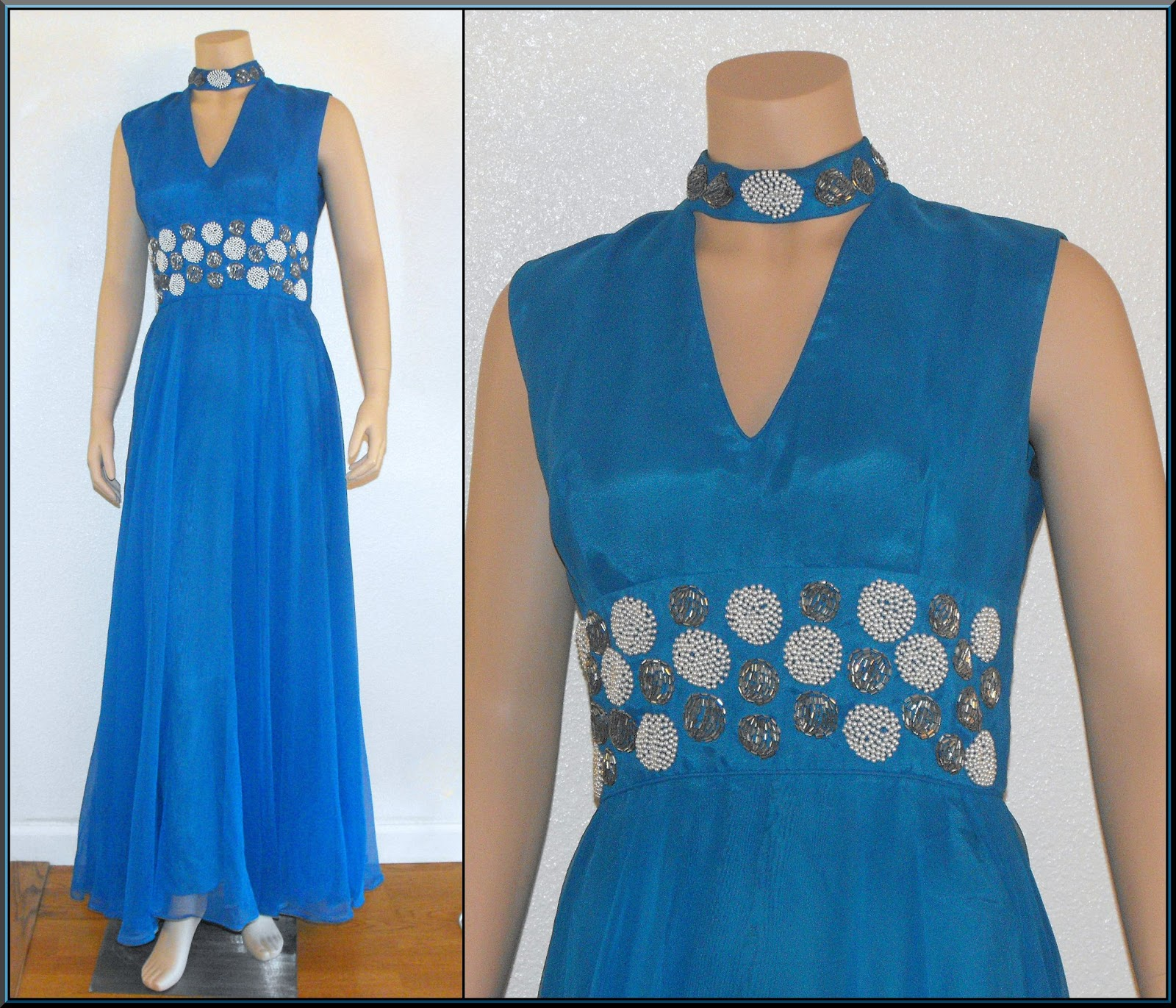 Vintage Fashion Guild: October 2012