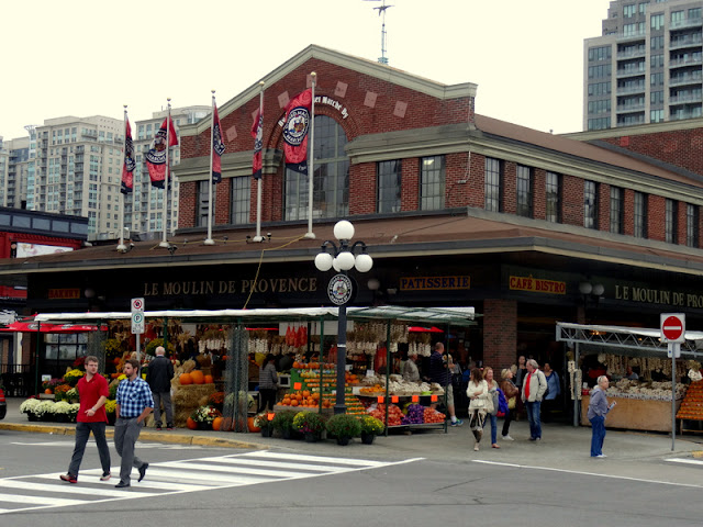 Ottawa, Canada: ByWard Market?s Indoor Marketplace