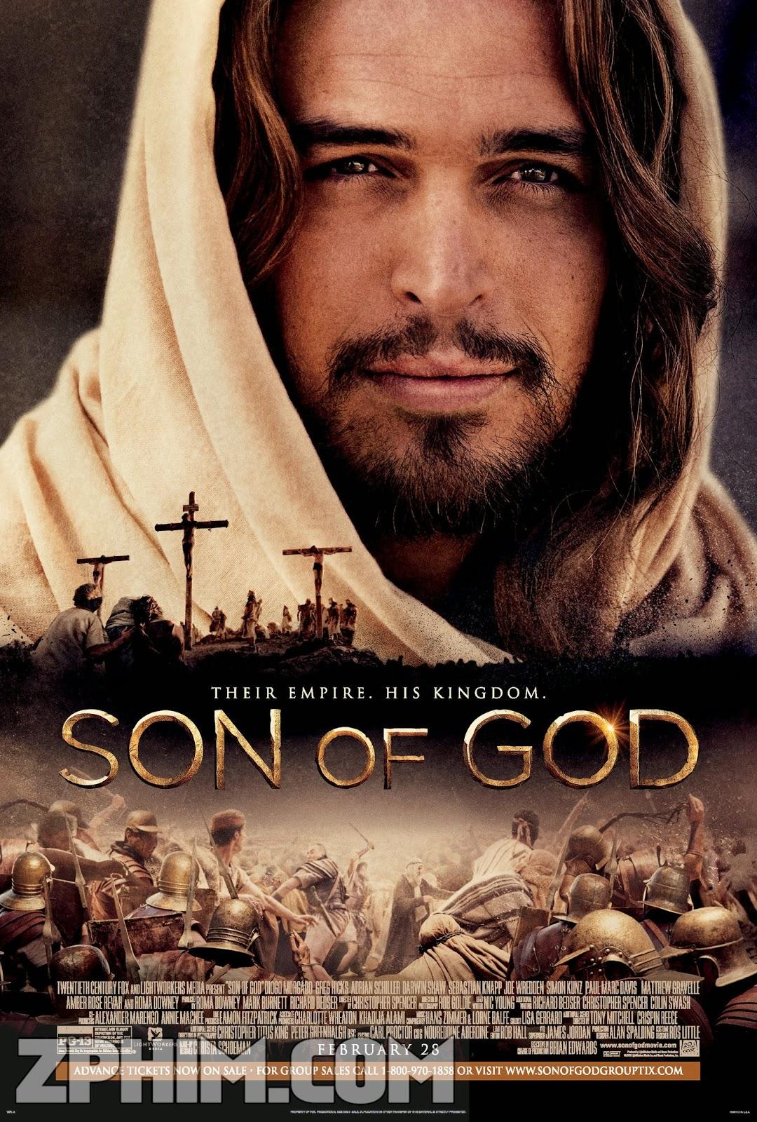 Đứa Con Của Chúa - Son of God (2014) Poster