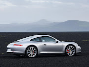 2013 Porsche 911 Carrera 4 and 4S Coupe and Cabriolet.
