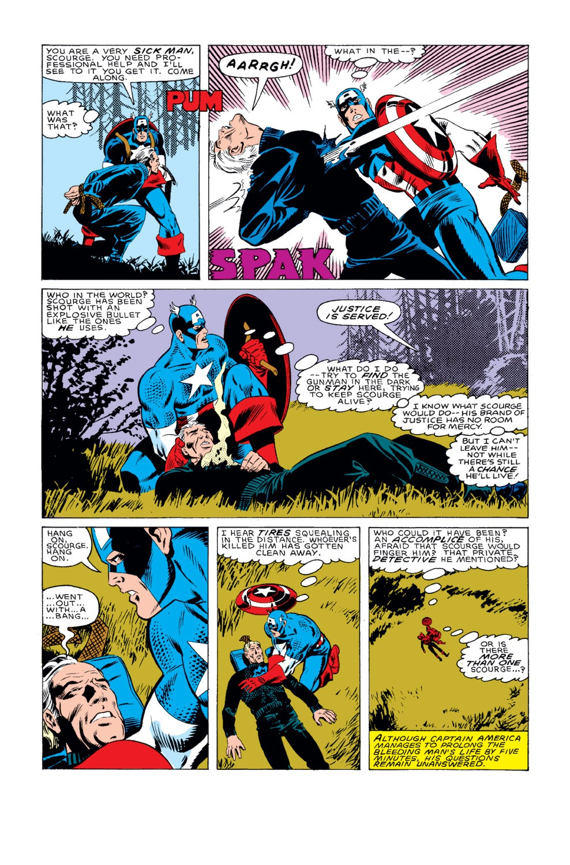 Captain America (1968) Issue #320 #248 - English 24