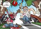 Gambar Kartun Kucu