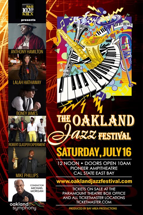 The Oakland Jazz Festival
