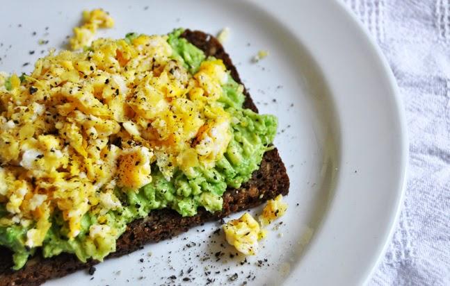 Avocado und ei - Eier kochen ohne anstechen ...