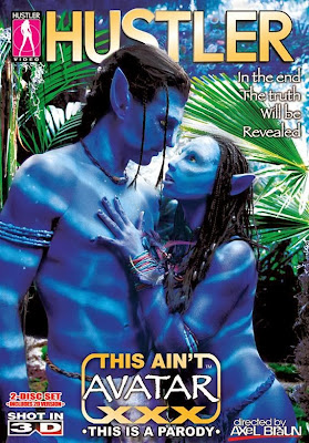 Avatar XXX - This Ain't Avatar 2 XXX: Escape from Pandwhora