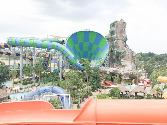 Huahin Vana nava water theme park