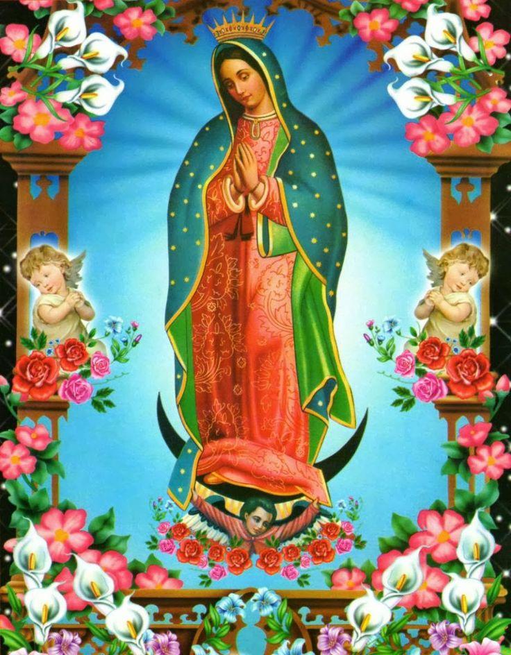 Salve Rainha da América -  Virgem de Guadalupe!!