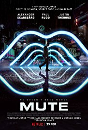 Watch Mute Online Free 2018 Putlocker