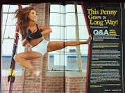 Featured in MuscleMag