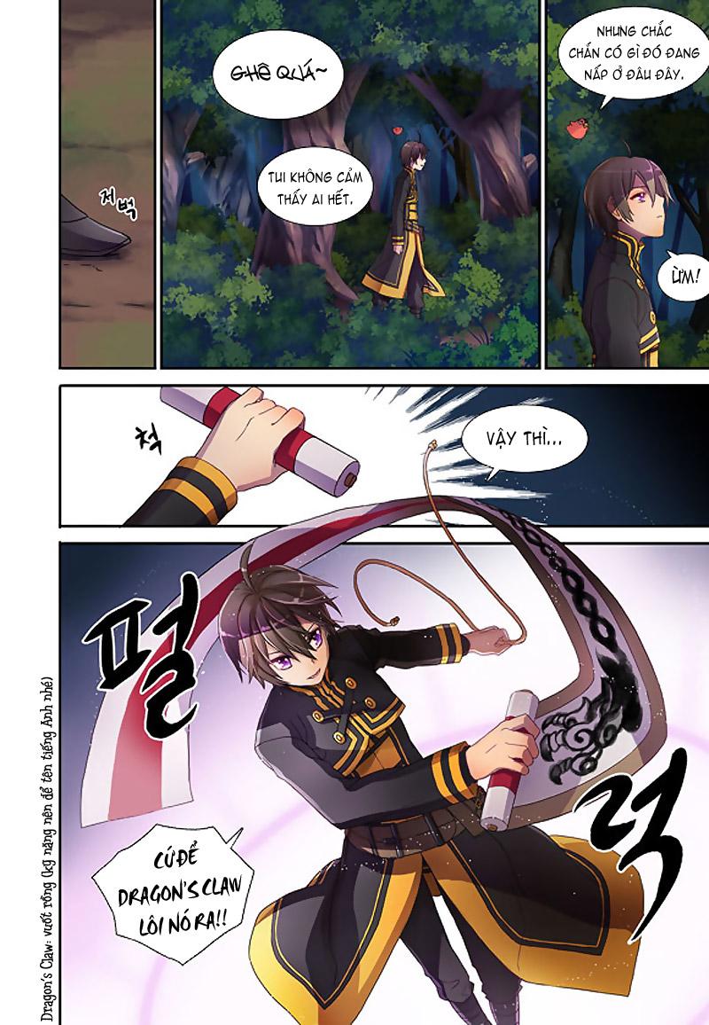 TruyenHay.Com - Ảnh 11 - Sword Girls (full color) Chap 4