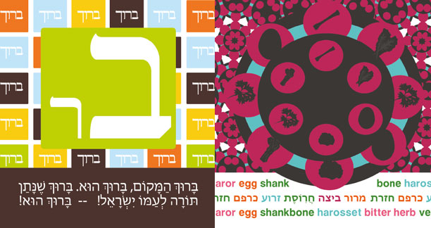 Pop Haggadah for Passover