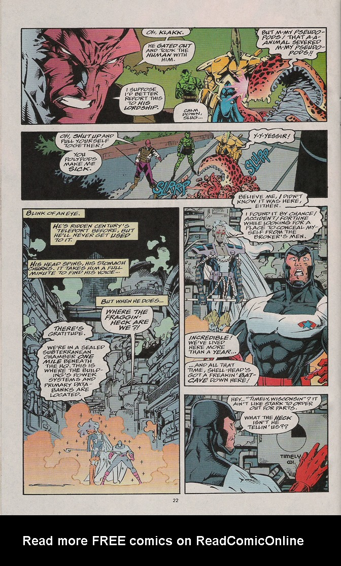 Force Works Issue #15 #15 - English 15