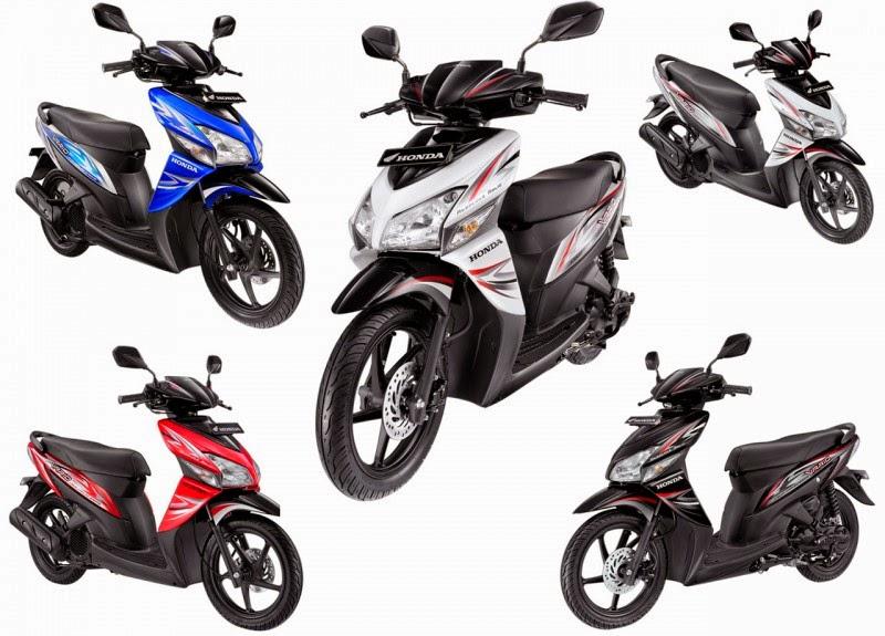 Pasaran Harga Motor Honda Vario Bekas Agustus 2015 | Info ...