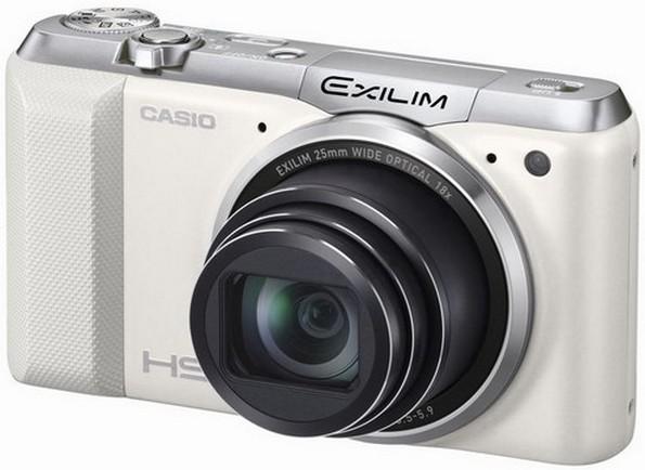 Casio EXILIM High Speed EX-ZR850 EXZR850WE (White) Digital Camera