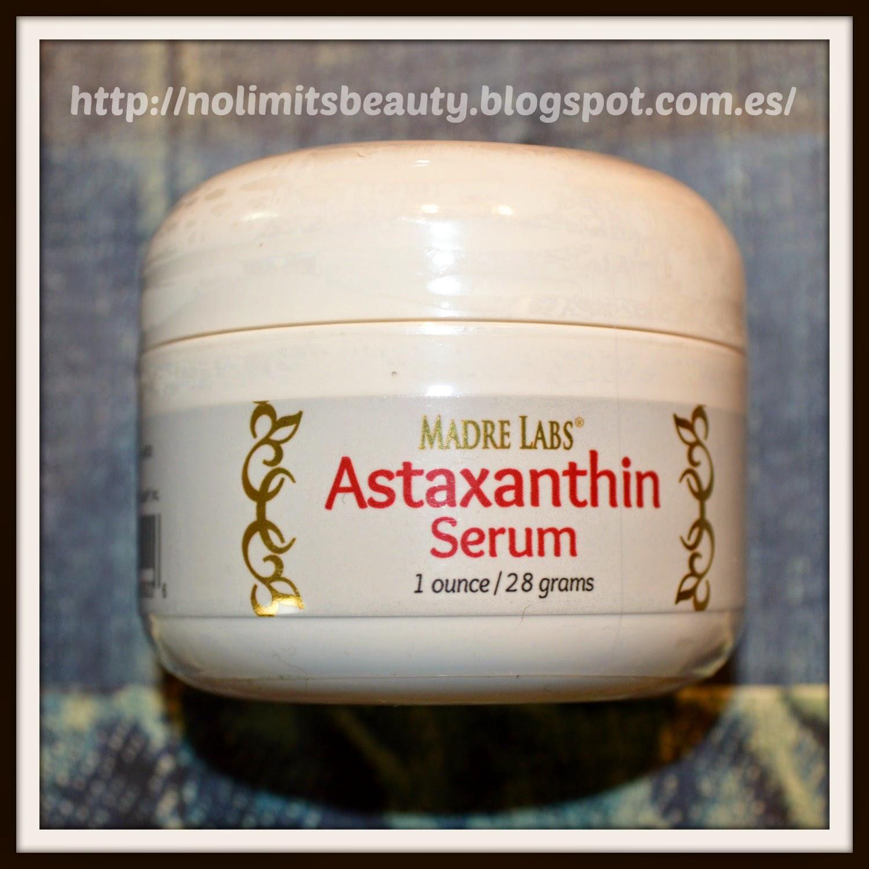 iHerb: Madre Labs, Astaxanthin Serum, 1 oz (28 g)