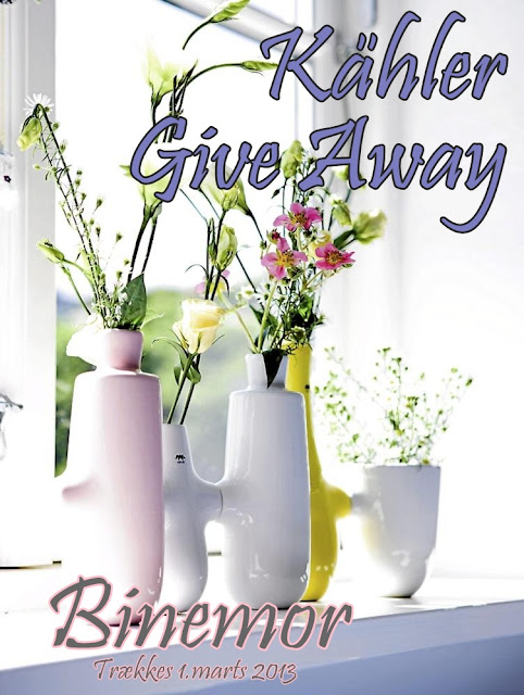 Give away hos Binemor