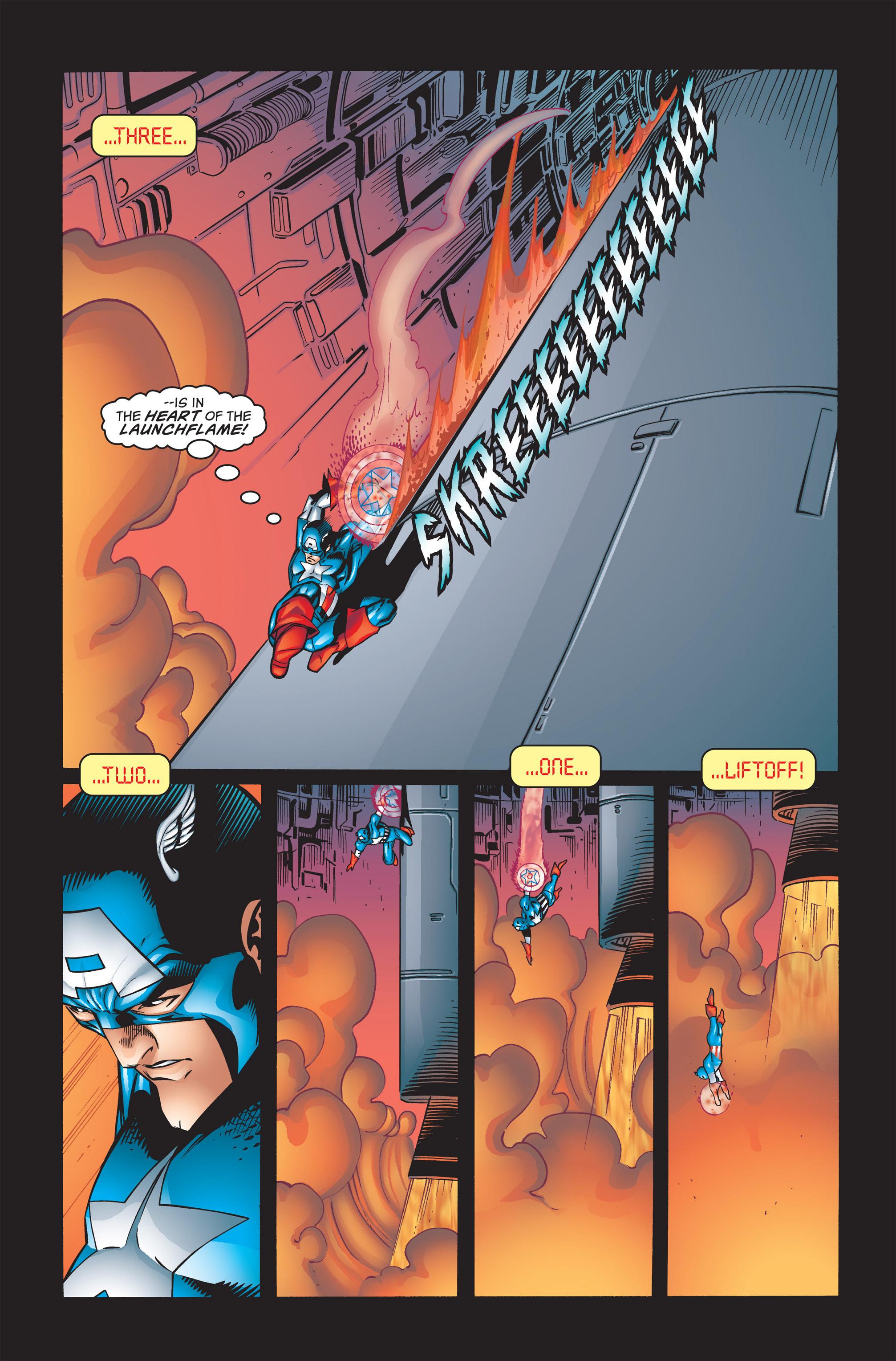 Captain America (1998) Issue #12 #18 - English 25