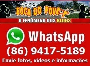 WhatsApp do BOCA DO POVO