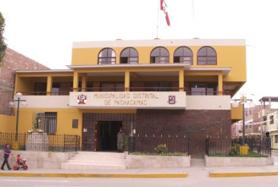 Municipalidad de Pachacamac
