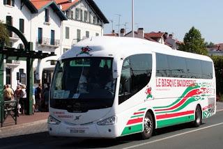 Autobús Le Basque Bondissant