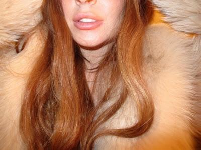 Lindsay Lohan Lady Gaga ARTPOP