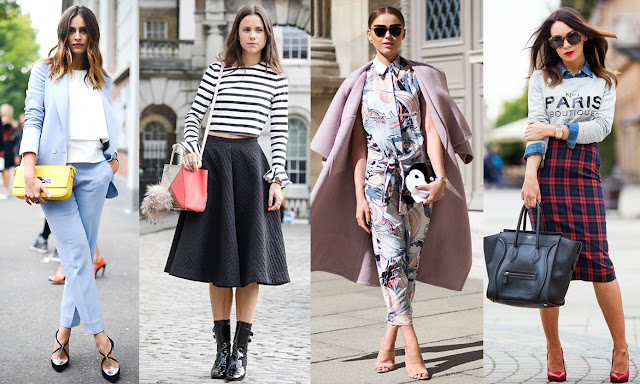 Top Street Styles You Need To Follow Right Now