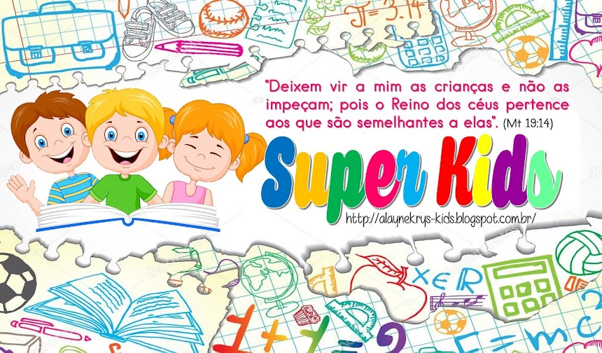 Tya AlayneKrys - Super KIDS