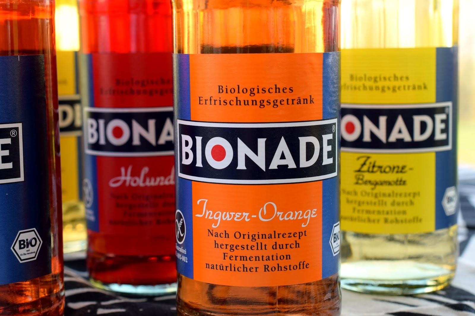 Bionade Wahl zur Lieblingssorte 2015