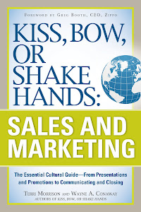 Kiss, Bow: Sales & Marketing
