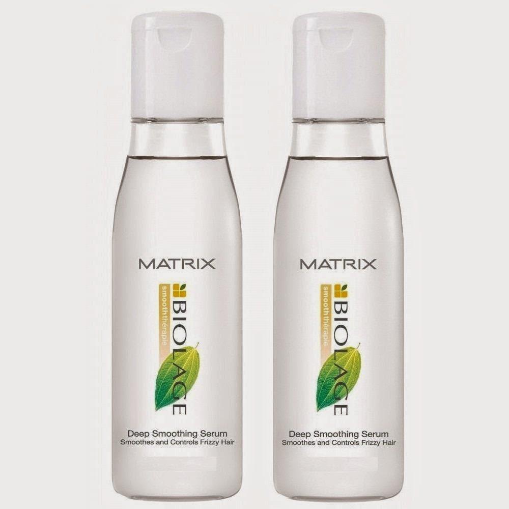 Buy Matrix Biolage Smoothing Serum, 100ml (Pack of 2) Rs. 386 only at Amazon.