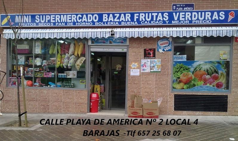 minisuper - bazar