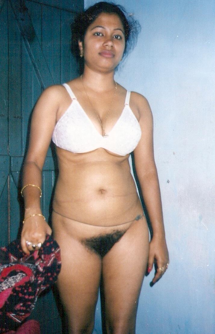 Beautiful Hairy Nude Indian Girl