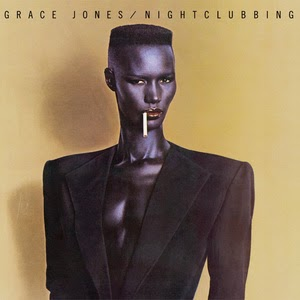 Grace Jones. Nightclubbing