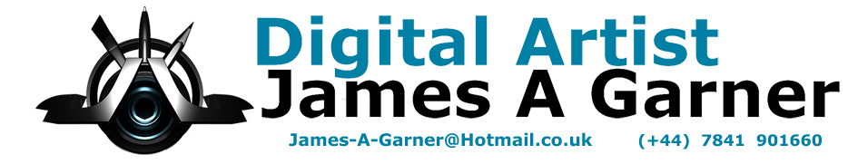 James A Garner - Digital Artist