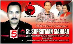 St.Surpratman Siahaan