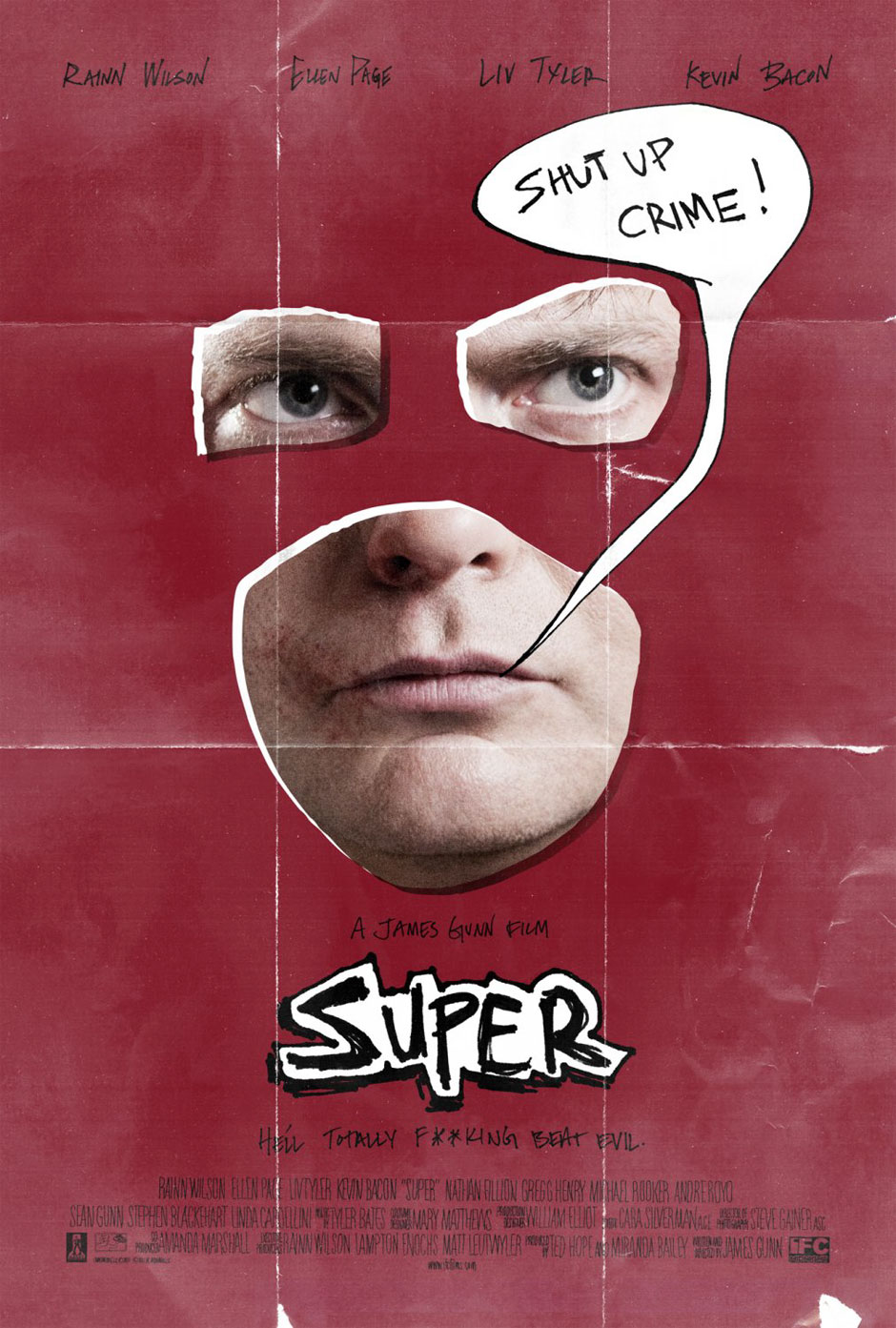 super movie poster Additional Detail Images. All