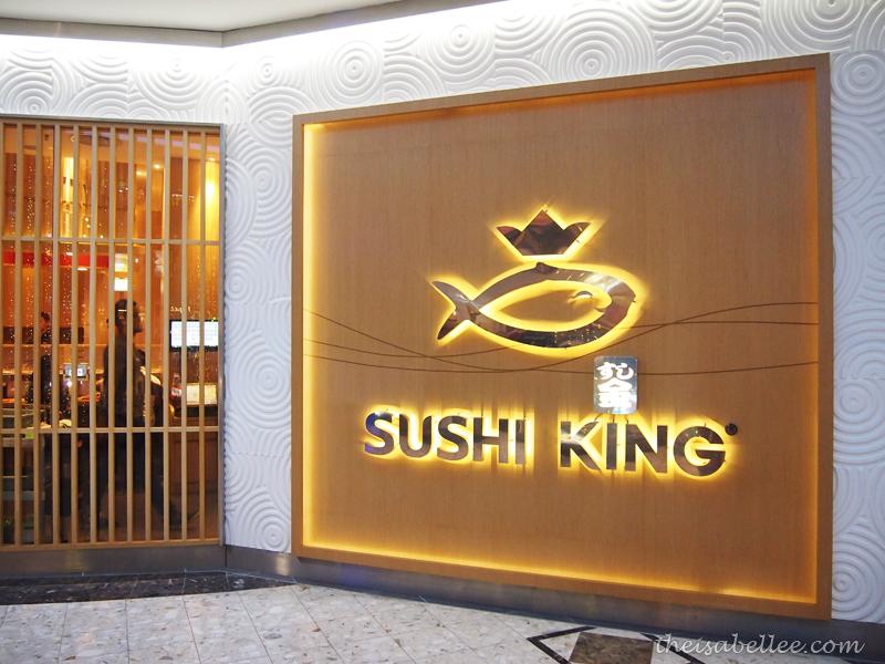 Sushi King Sunway Pyramid