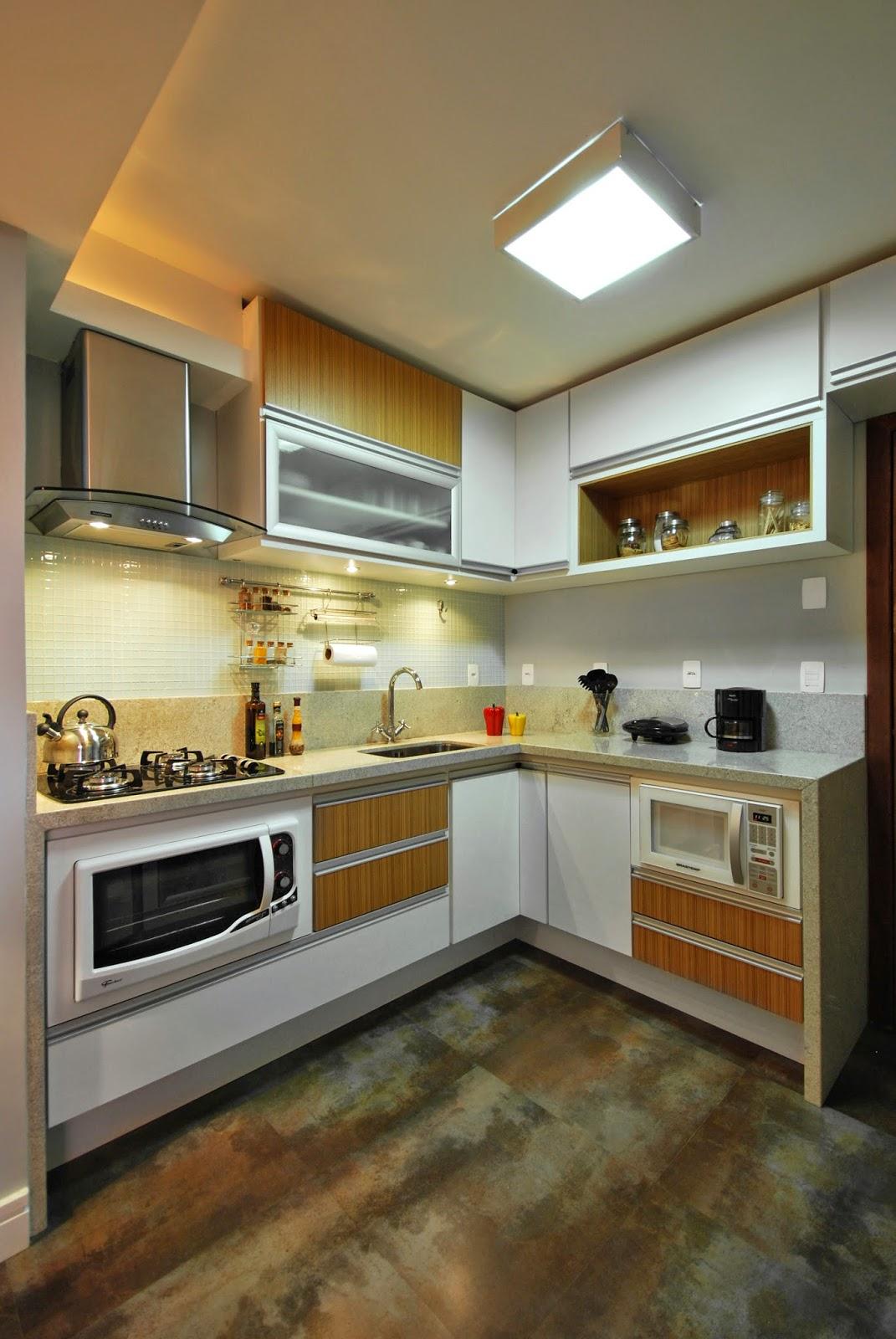 Projeto de Cozinha – Revista Visual & Design Mar/2012