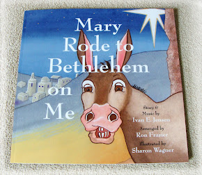Mary Rode To Bethlehem On Me