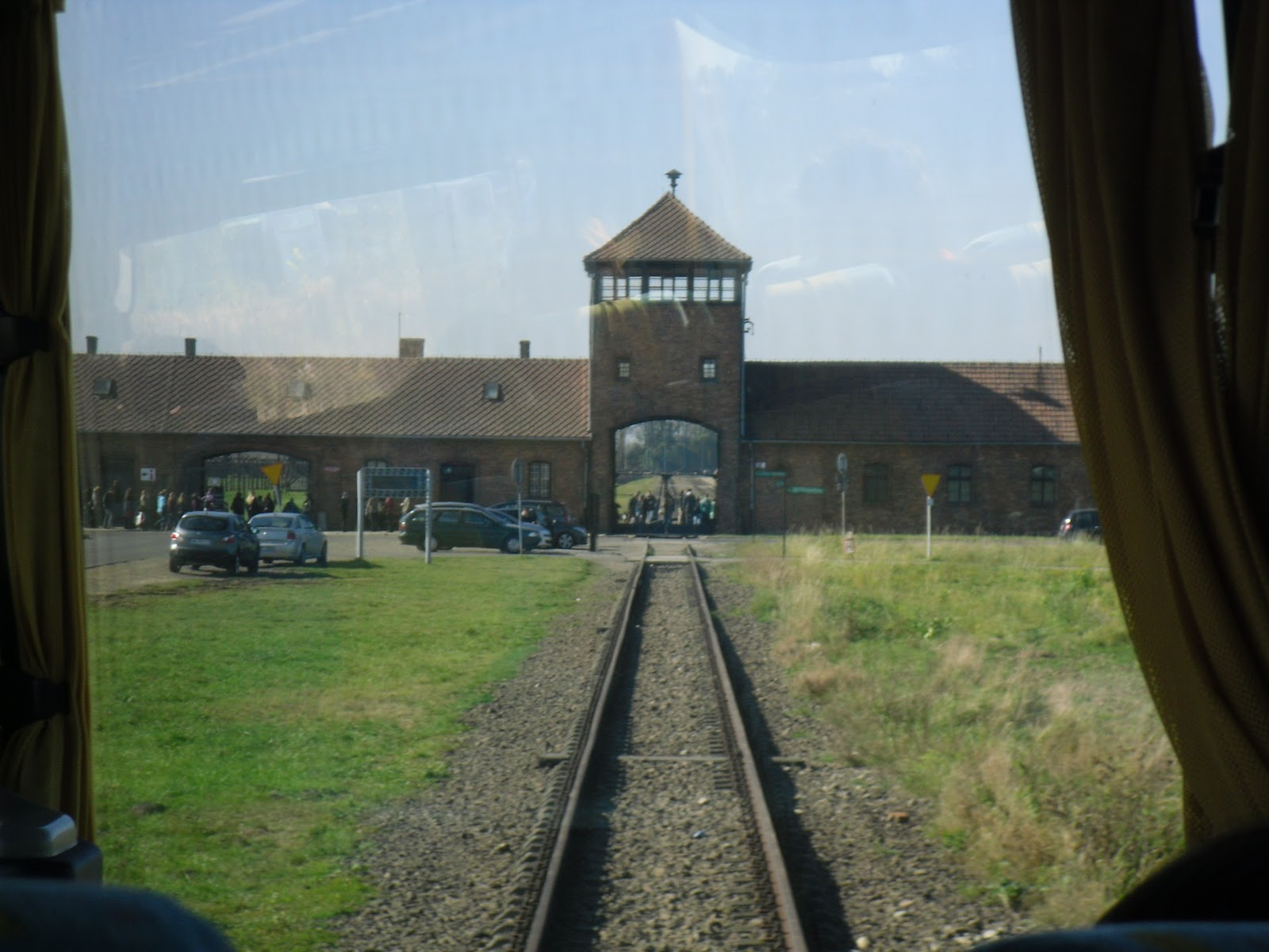 rjr daydreamer auschwitz the scene at auschwitz in the film schindler s list was shot here on the outside of the camp in a mirror image set of the