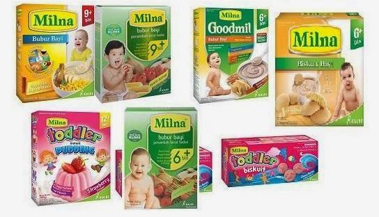 Makanan Bayi Pendamping ASI
