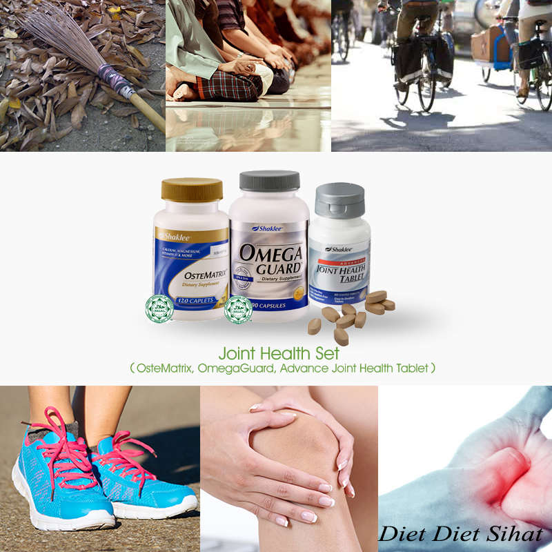 atasi masalah sakit lutut